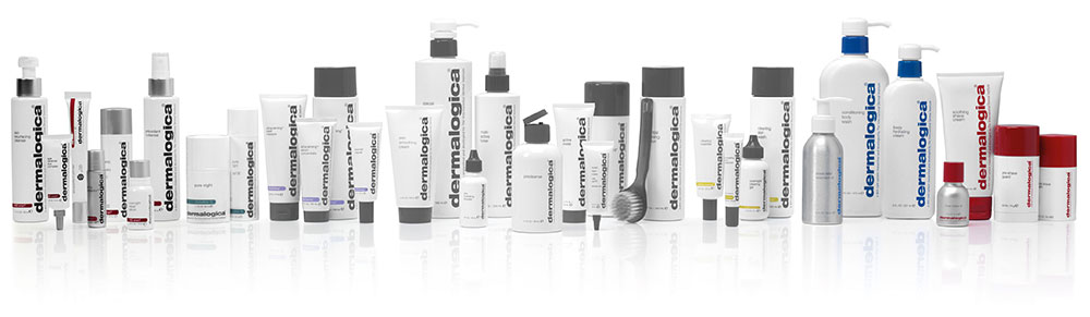 Buy dermalogica products from our registered dermalogica salon